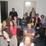 Grupna slika svih profesora