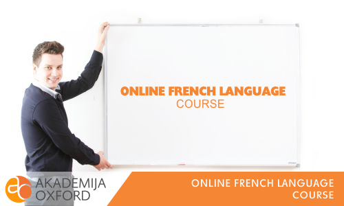 Online French language course