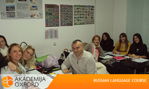 Of Russian Language Courses 121