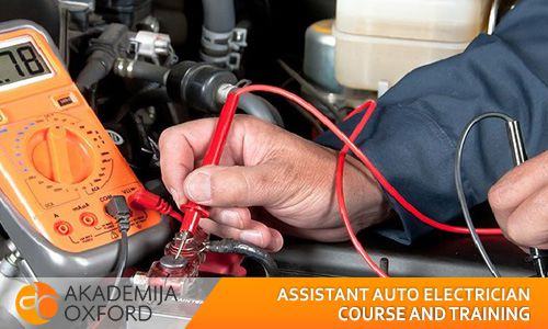 assistant auto electrician course and training auto electrician school rh akademijaoxford com