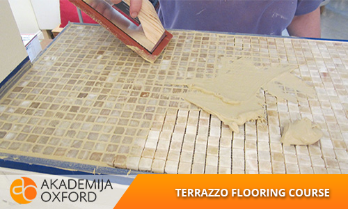 course for terrazzo flooring - Terrazzo Flooring