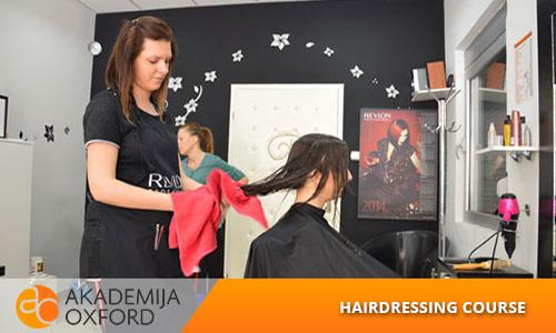 Long hair dressing courses