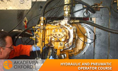 Hydraulic and pneumatic operator course and training