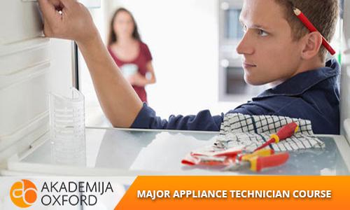 Major Appliances Technician Course And Training