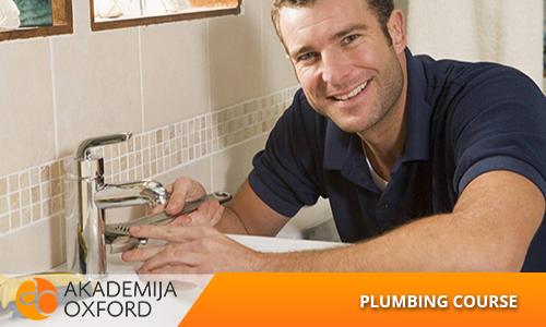Plumbing course and training | Plumbing School | Akademija