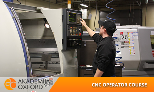 Cnc Operator Course And Training