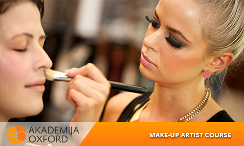 Professional Training and Courses for Make-Up Artist