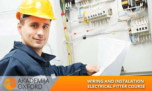 Wiring and installations electrical fitter course and training