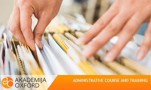 administrative courses and training
