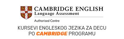 Kursevi engleskog jezika za decu - Kembridž program