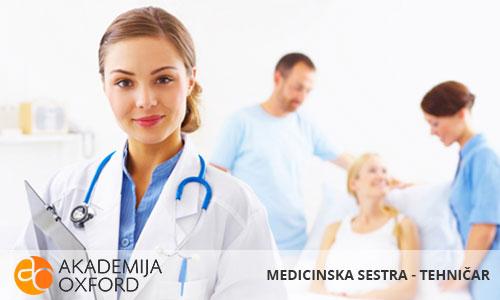 Medicinska Sestra Tehnicar Cetvrti Stepen Vanredno Skolovanje