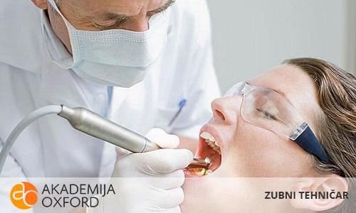 Zubni Tehnicar Cetvrti Stepen Vanredno Skolovanje