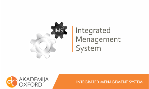 Inegrated management system