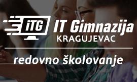 IT Gimnazija Kragujevac