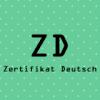 Zertifikat Deutsch (ZD) - izpit nemškega jezika