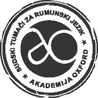 Sodni tolmač in prevajalec za romunski jezik