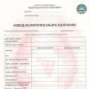 Prevajanje izpiska iz matičnega registra