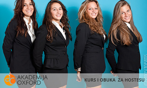 Kurs za hostesu - Novi Sad - Akademija Oxford