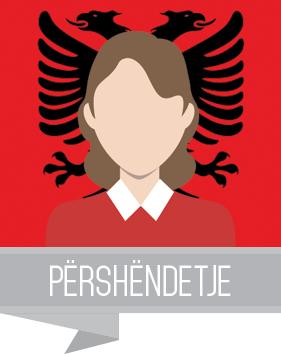 Prevajanje iz albanskega v danski jezik