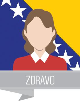 Prevajanje iz bosanskega v hrvaški jezik