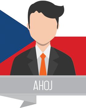 Prevajanje iz češkega v kitajski jezik