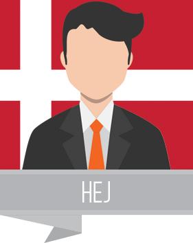 Prevajanje iz danskega v japonski jezik