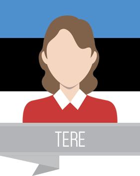 Prevajanje iz estonskega v angleški jezik