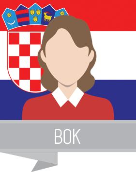 Prevajanje iz angleškega v hrvaški jezik