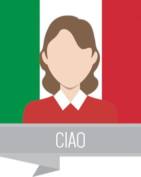 Prevajanje iz italijanskega v kitajski jezik