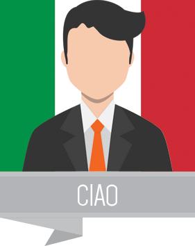 Prevajanje iz italijanskega v slovaški jezik