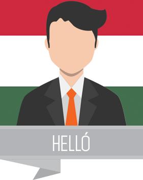 Prevajanje iz madžarskega v angleški jezik