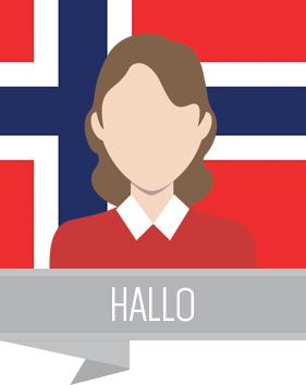 Prevajanje iz norveškega v korejski jezik