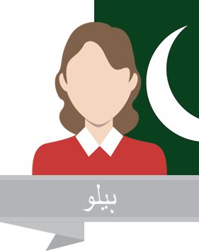 Prevajanje iz pakistanskega v češki jezik