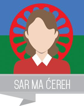 Prevajanje iz romskega v ukrajinski jezik