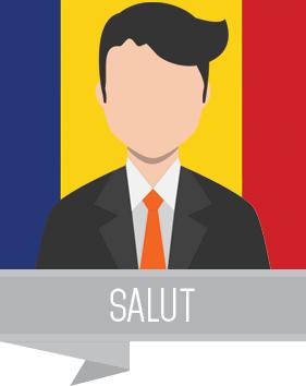 Prevajanje iz romunskega v angleški jezik