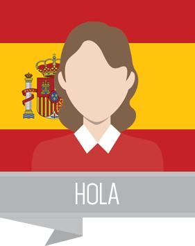 Prevajanje iz španskega v danski jezik