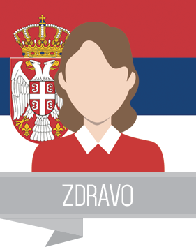 Prevajanje iz srbskega v norveški jezik