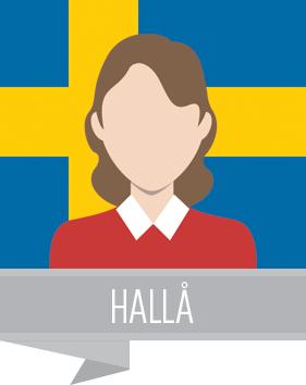 Prevajanje iz slovaškega v švedski jezik