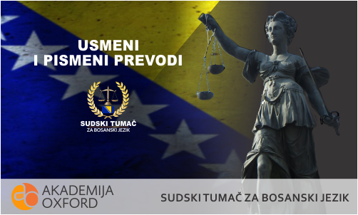 Prevodioci Sudski Tumač Za Bosanski Jezik 1400 Rsd