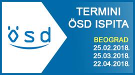 Termini OSD ispita