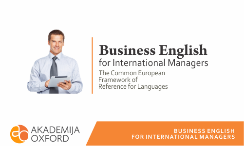 Business English for International Managers