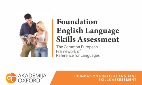 Foundation English Language Skills Assessment (FELSA)