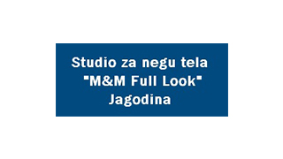 Studio za negu tela MM Full Look