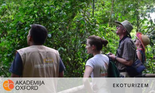 Prevajanje člankov s področja ekoturizma