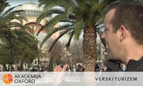 Prevajanje člankov s področja verskega turizma