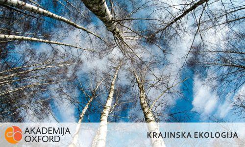 Prevajanje besedil s področja krajinske ekologije