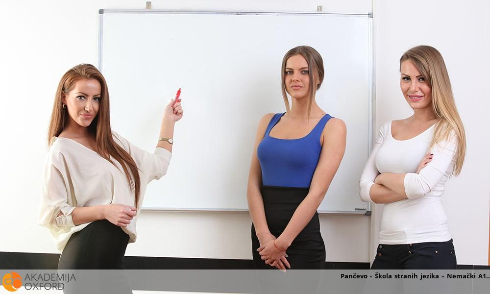Pančevo - Škola stranih jezika - Nemački A1