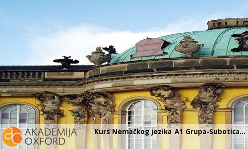 Kurs Nemačkog jezika A1 Grupa-Subotica
