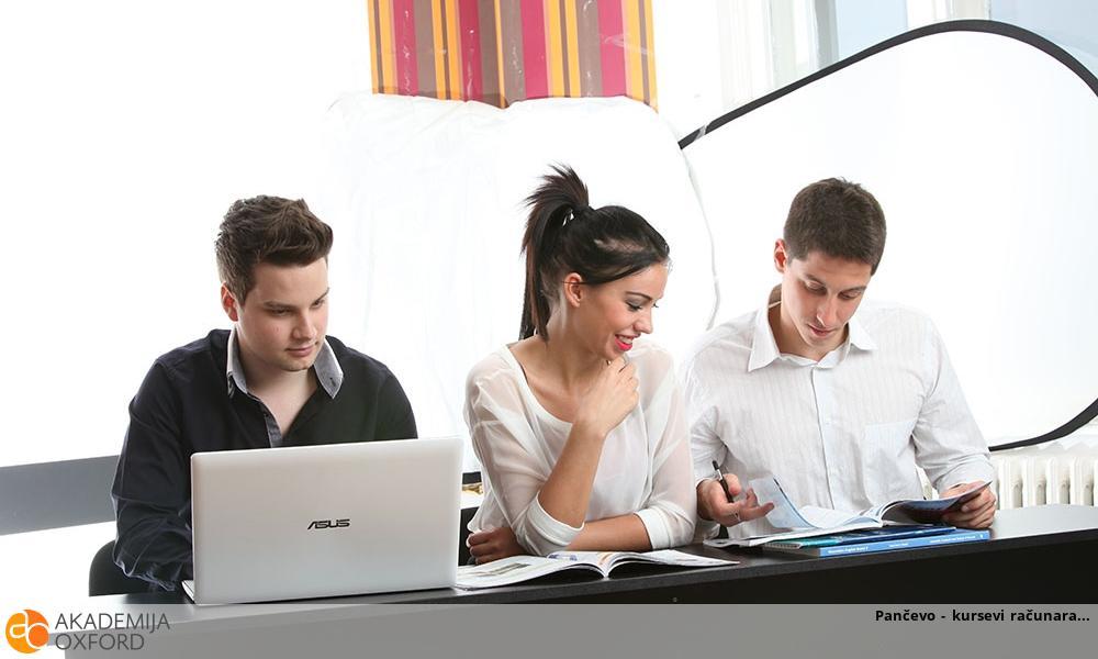 Pančevo - kursevi računara