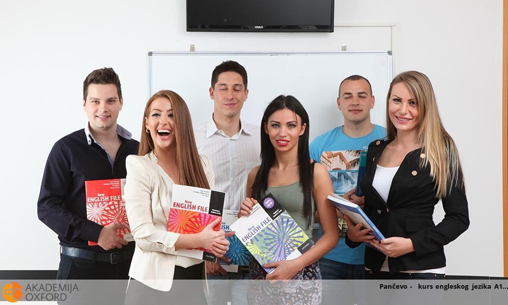 Pančevo -  kurs engleskog jezika A1